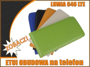 Etui do Microsoft Lumia 640